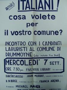 1977 Candidati Labor Drummoyne (1)